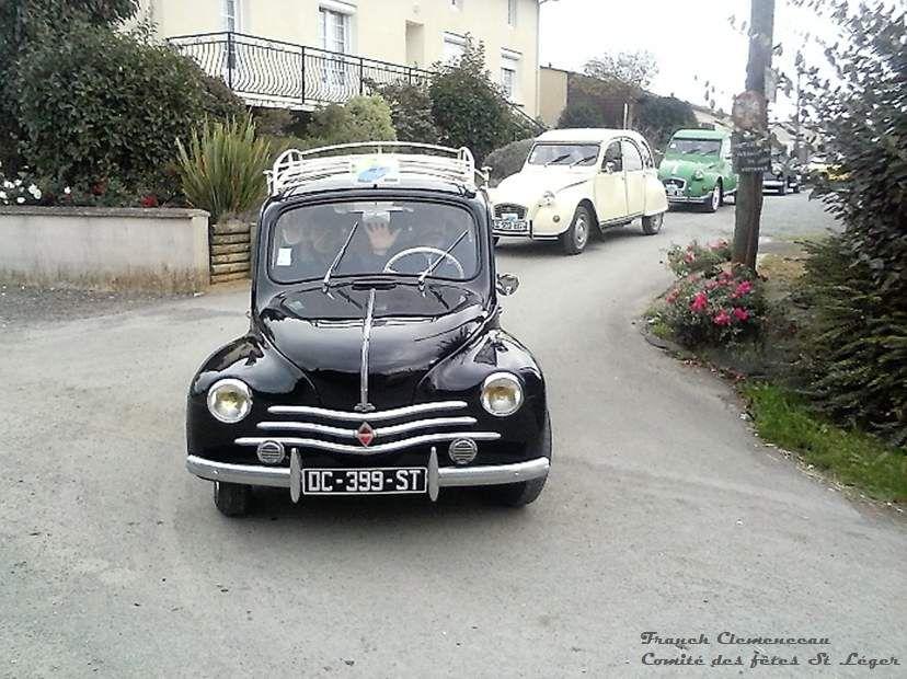 Participation de l'ABA44 au 5ème rallye des Boudins de St Léger sous Cholet.