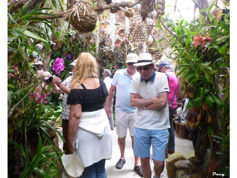 23/06/2019 Visite découverte du Tropical Parc de St Jacut-les-Pins (56)y