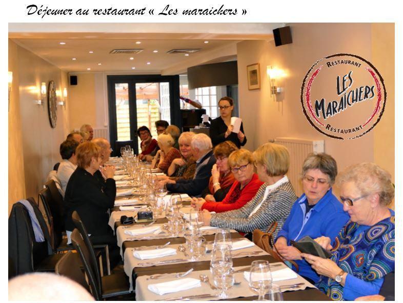 24/11 dernier déjeuner de l'amicale pour 2019