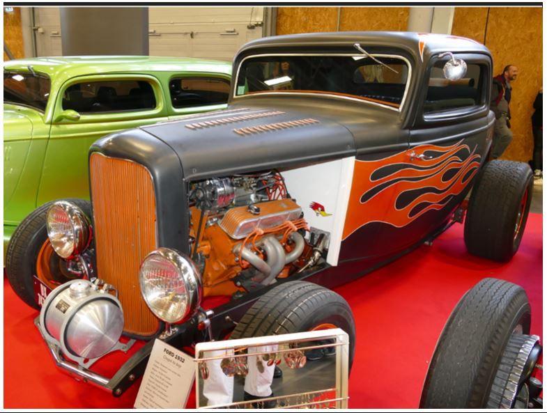 Un aperçu pour ceux qui n'ont pas pu se rendre à Historic Auto