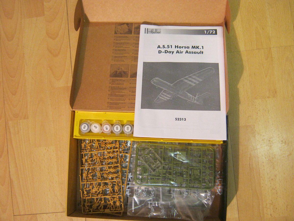 IN THE BOX: D-DAY air assault (Heller)