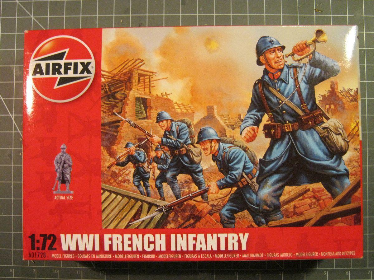 FRANCE 1918 (1/72) [Hät, Airfix, Revell]