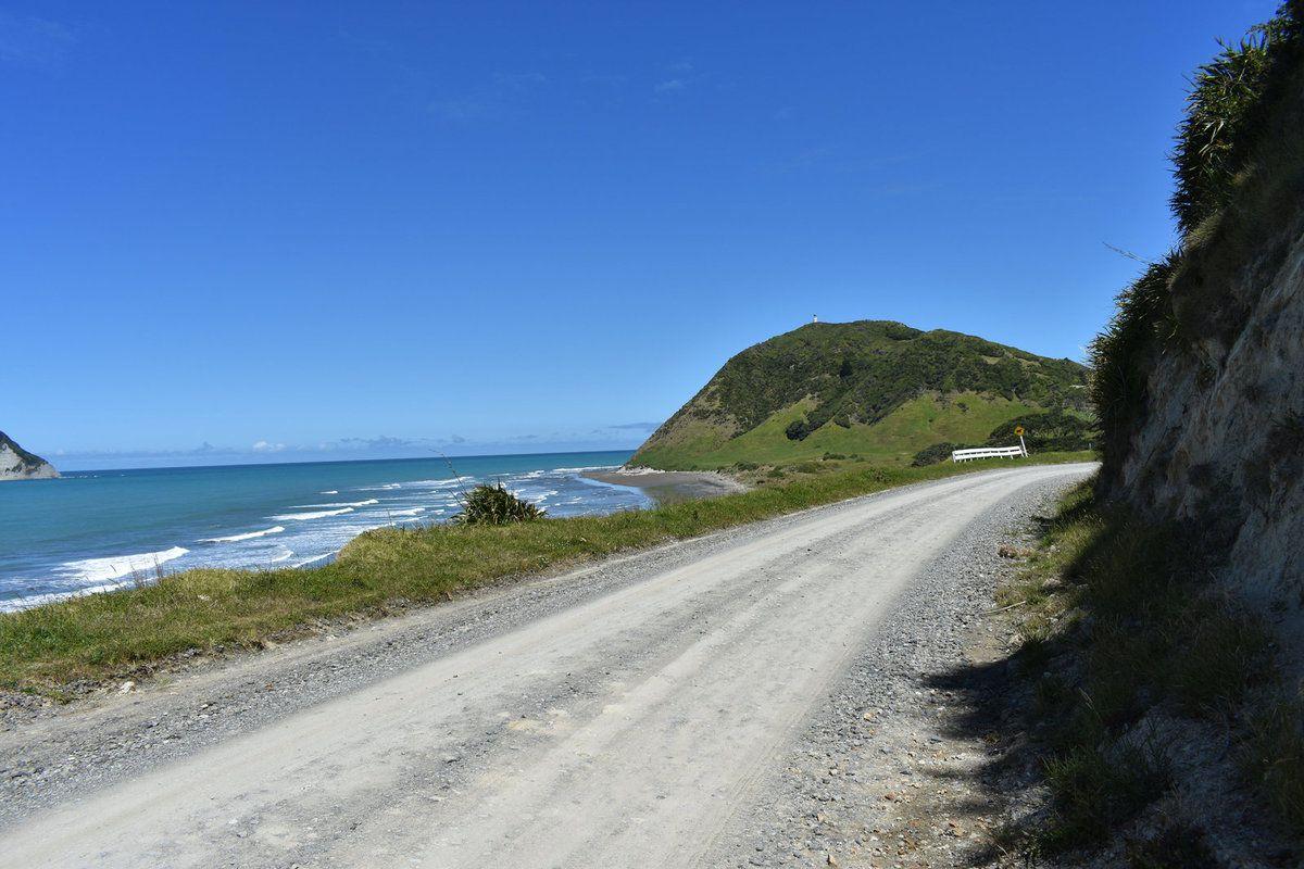 Napier & East Cape