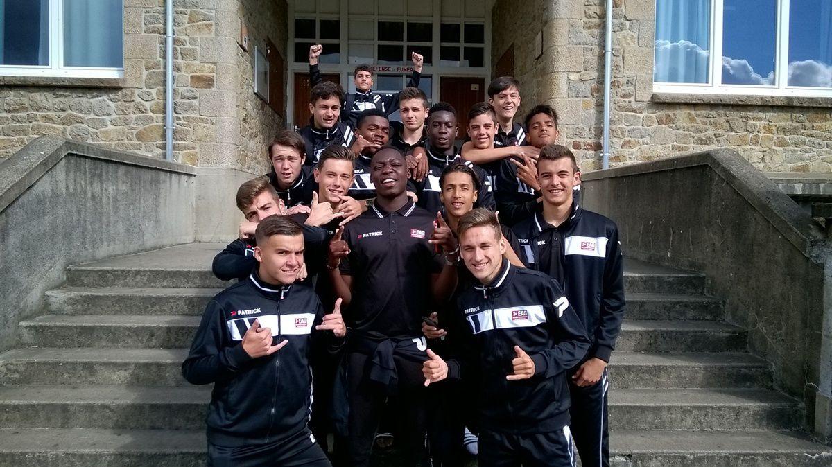 Réception de Lorient