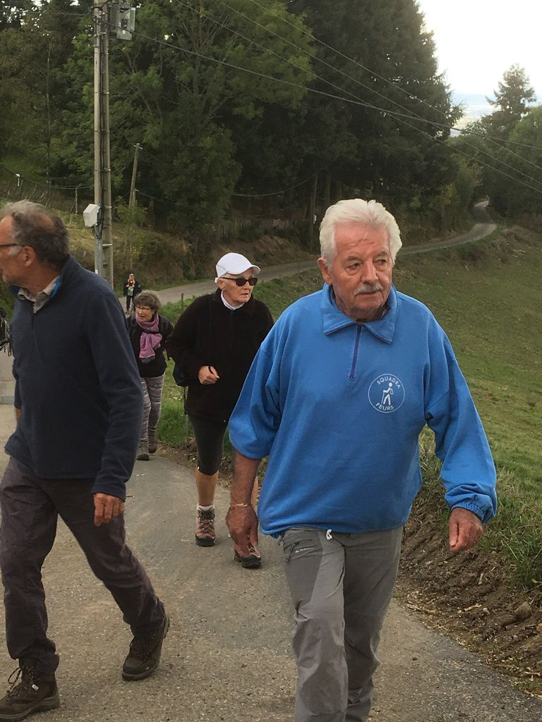 marche Yzeron (6 octobre)