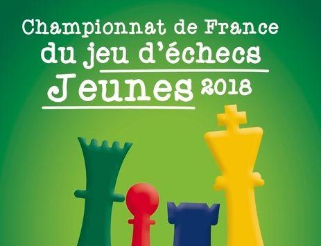 Du 15 au 22 avril - Championnat de France des jeunes, à Agen - 3/4