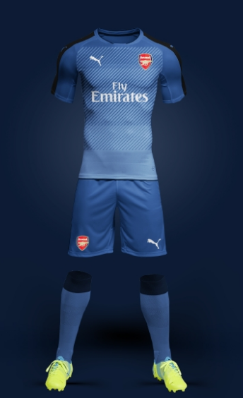 tenue de foot Arsenal 2017
