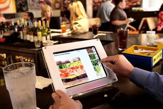 Restaurants and Consumers App