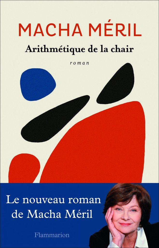 """""""Arithmétique de la chair"""" de Macha Méril"""