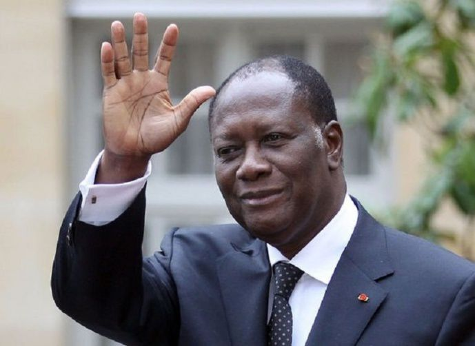 le président ouattara explose le budget de souverainté , 442,6 milliards !