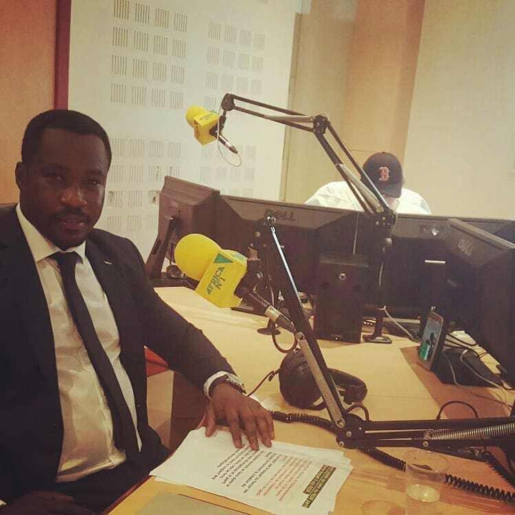 Hier sur la Radio AFRICA N1, j'étais invité où il était question du leader générationnel Guillaume Soro et son poids politique en côte d'ivoire