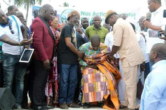 L'investiture du candidat Koné Tehfour , tout un symbole !