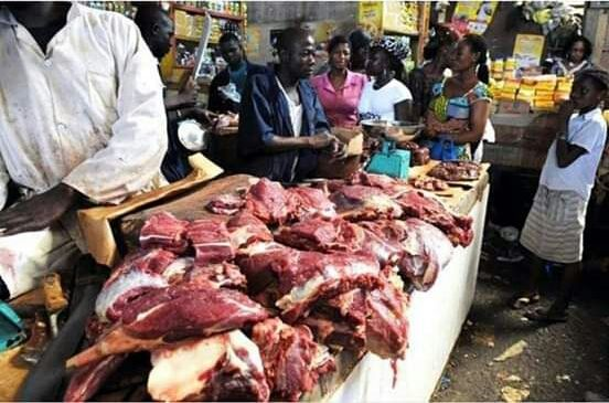Hausse du prix de la viande à Abidjan