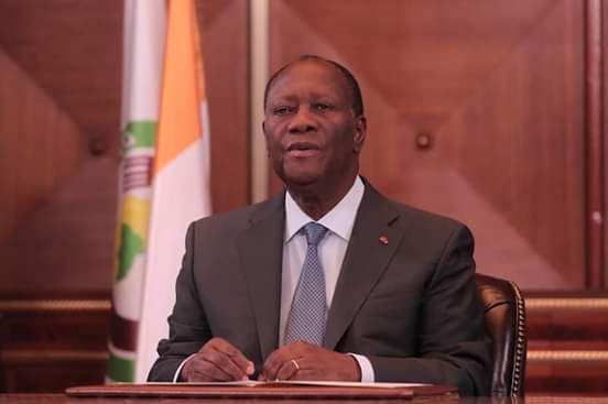 côte d'voire- Mesures contre le COVID-19, le président Ouattara oublie l'accompagnement social?