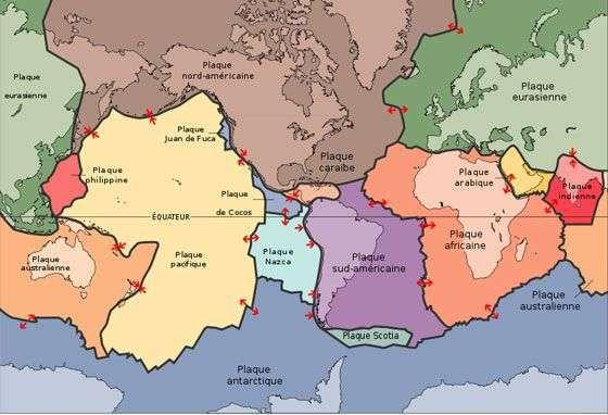 Pour comprendre les volcans et les séismes on doit d'abord savoir comment ALlâh a conçu la Terre