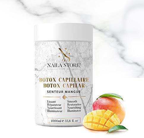 Botox Capillaire par Naila Store