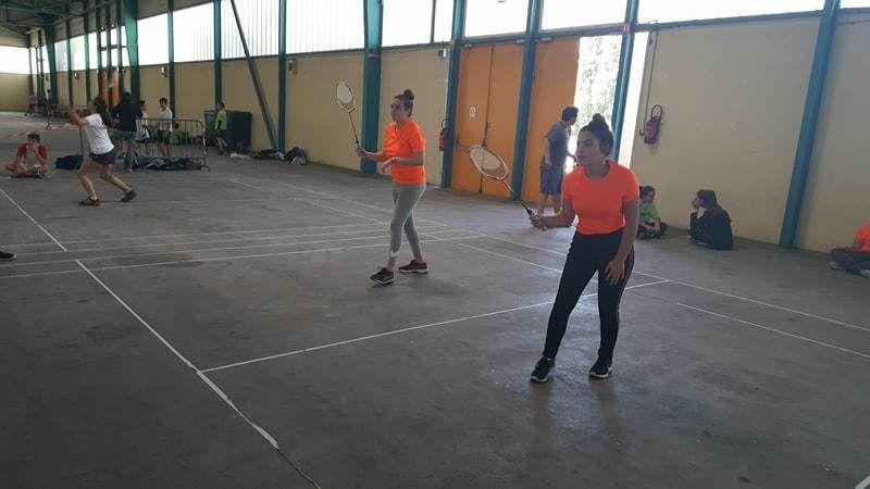 Vice-champions départementaux !! et Arbitres académiques/départementaux : Résultats MIN à Cavaillon Badminton