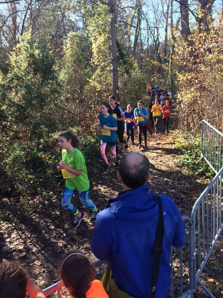 Cross académique 2018 : résultats + photos