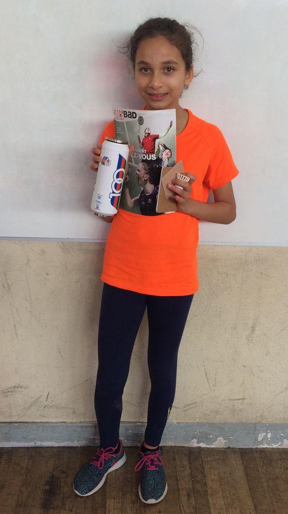 Concours Autriche : Bravo Mounia