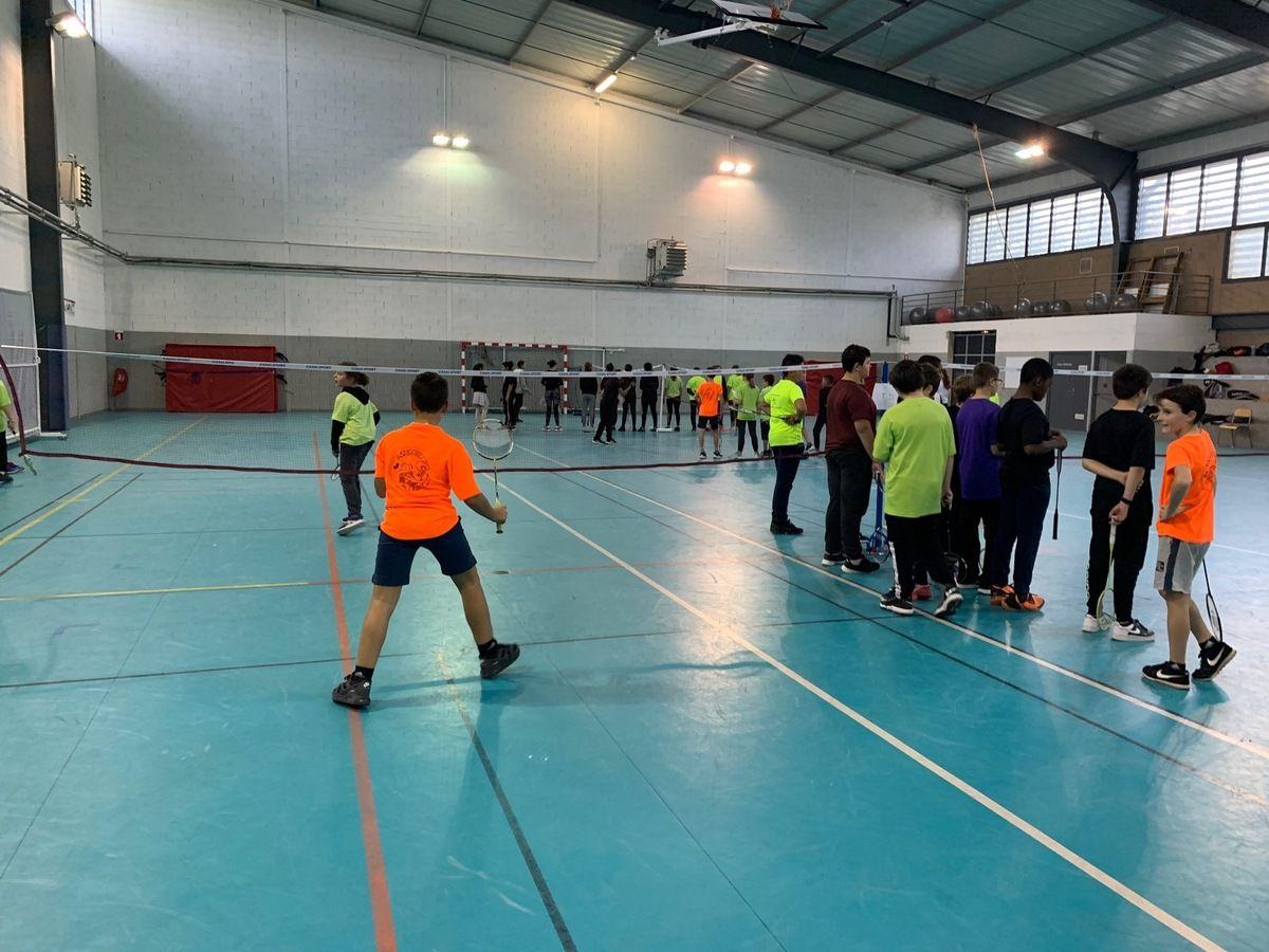 Résultats Badminton - J1 Ste-Cécile – 20/11/2019