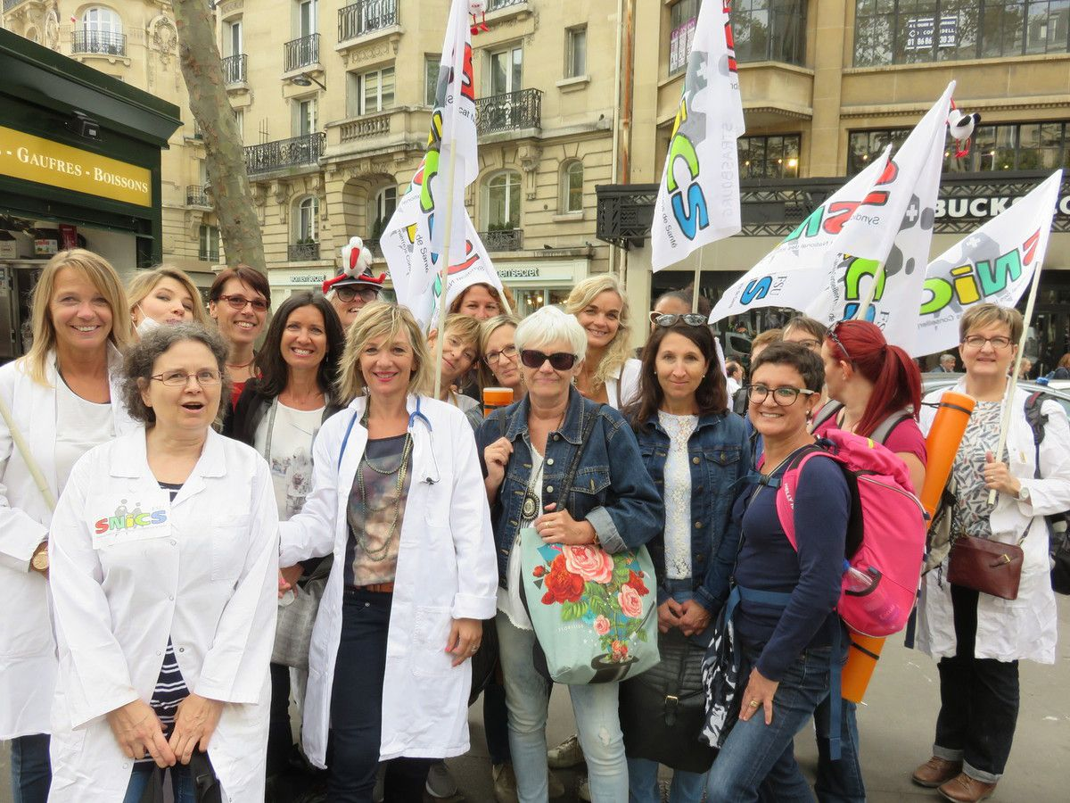 Manifestation 29 septembre 2016