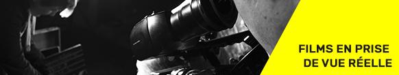 Films en prise de vue réelle