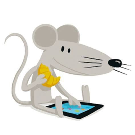 2 guides d'applications sur smartphone et tablette tactile : La Souris Grise et Super Julie