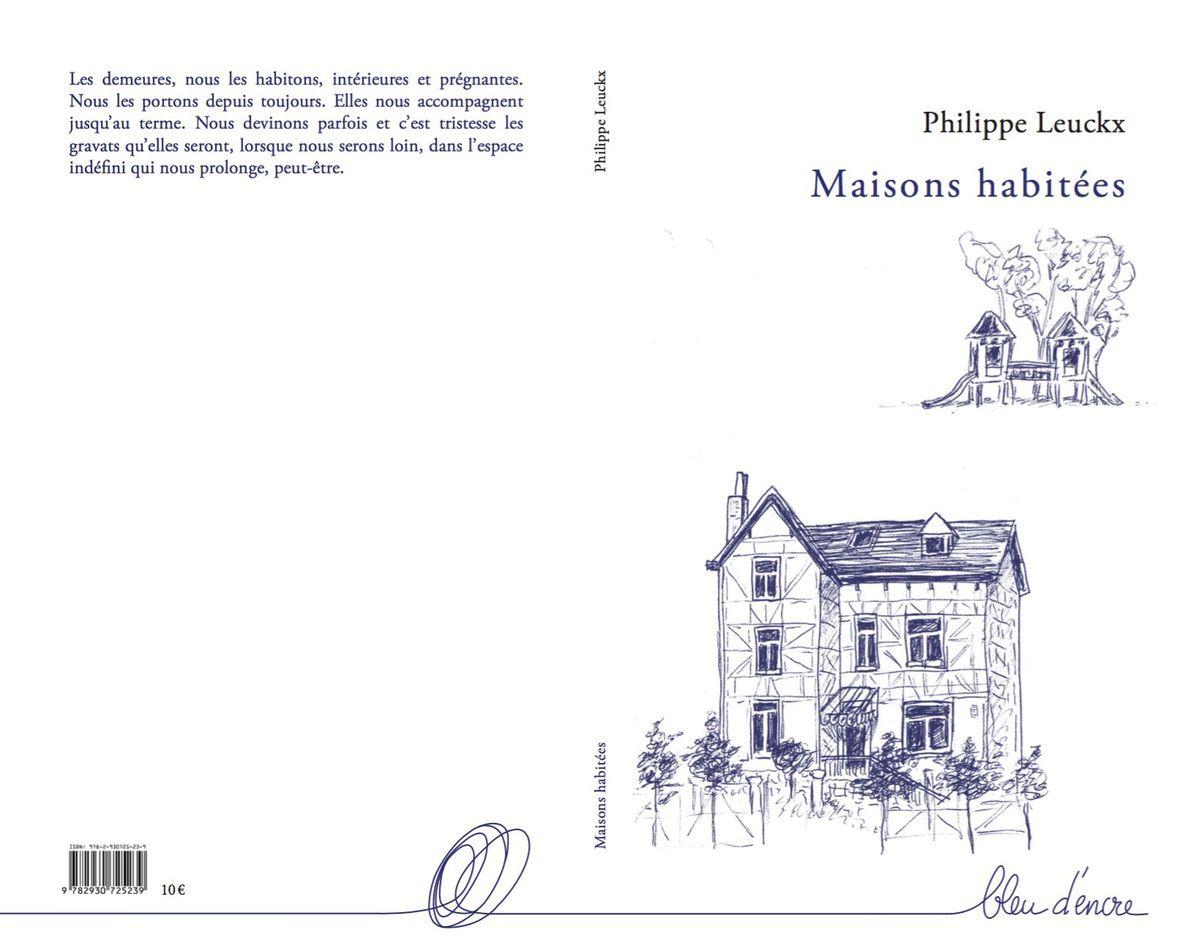 """Résultat de recherche d'images pour """"maisons habitées leuckx bleu d'encre"""""""