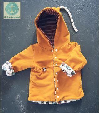 patron couture gratuit veste sweat bébé enfant