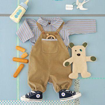 patron couture gratuit salopette bébé
