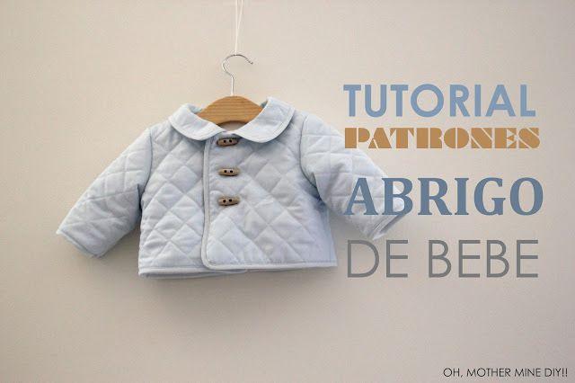 patron couture gratuit veste bébé