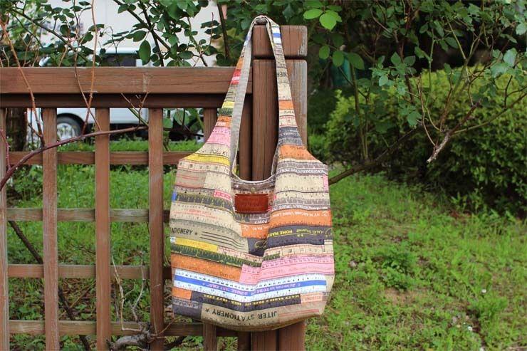 patron couture gratuit sac