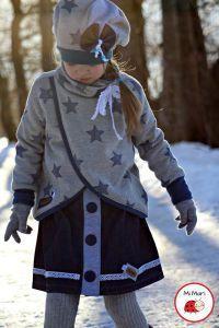 patron couture gratuit sweat enfant