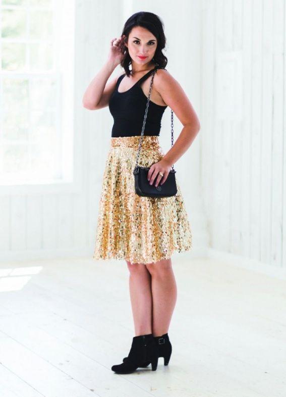 patron couture gratuit jupe femme