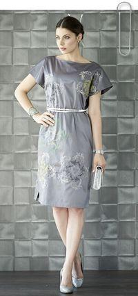Patron et tutoriel couture gratuits robe en satin