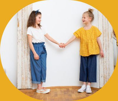 Pantalon enfant Lotti