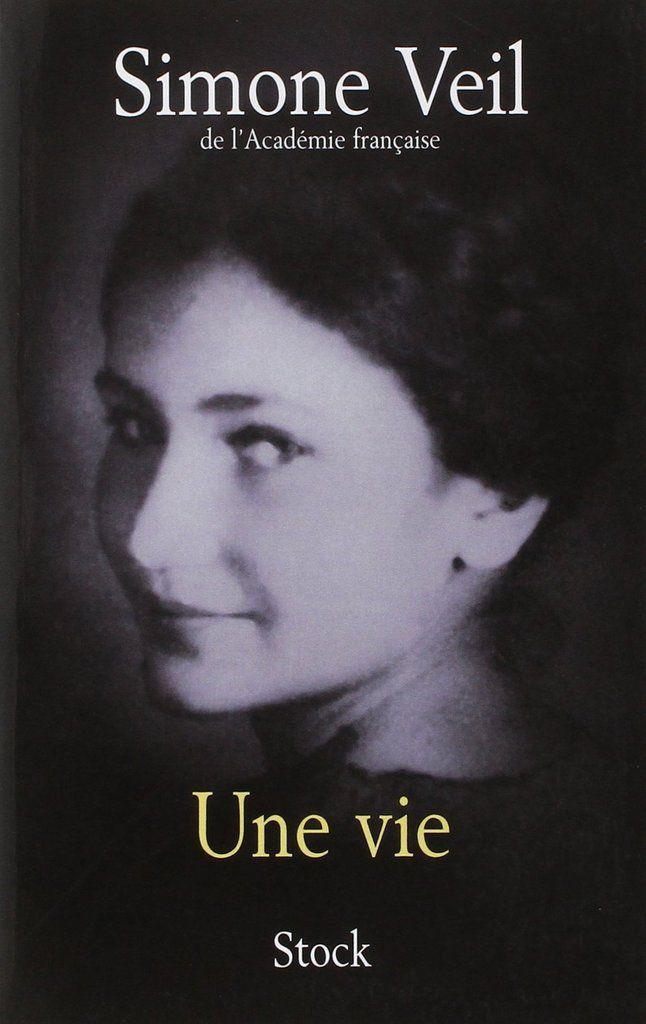 Coup de coeur... Simone Veil... Une Vie...