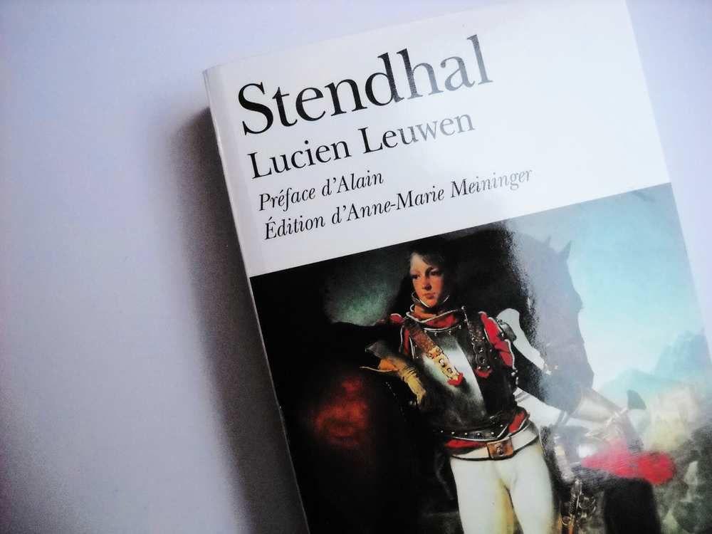 Coup de coeur... Stendhal...