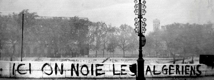 Coup de coeur... 17 écrivains se souvenaient, en 2011, du 17 octobre 1961 à Paris...
