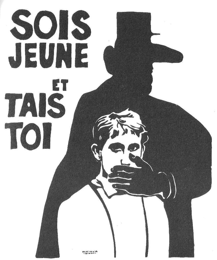 Commémorer Mai-68 : le prix de consolation de Macron pour la gauche?...