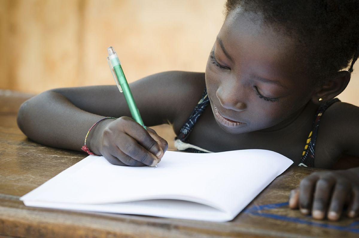 «Pour des millions de filles dans le monde, l'éducation doit devenir un futur proche»...