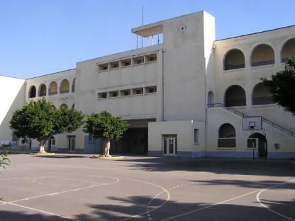 Le lycée de mon adolescence - Lycée Lyautey - Casablanca/Maroc