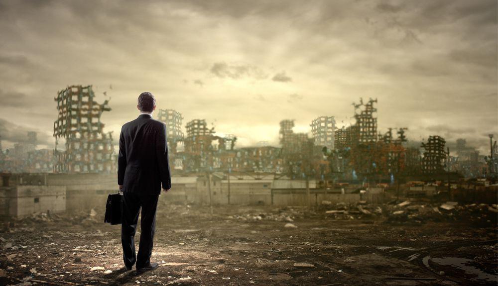 """""""En marche"""" vers la destruction de l'université..."""