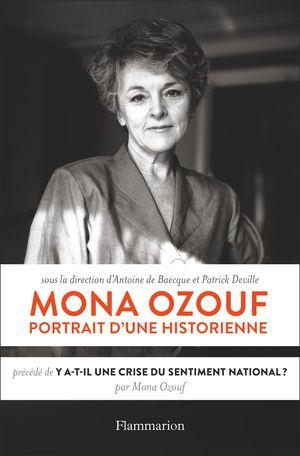 """""""Le drapeau dans les classes?... Une futilité"""" - Mona Ozouf, historienne (qui aurait préféré le maintien de la semaine de 4,5j dans le 1er degré)"""