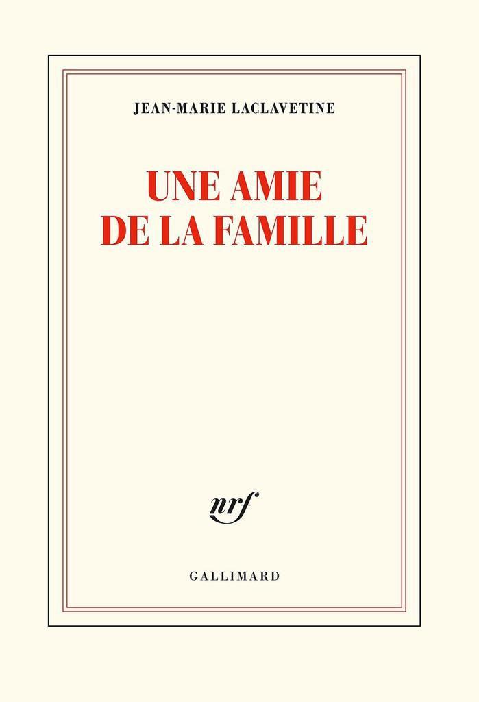 Coup de coeur... Jean-Marie Laclavetine...