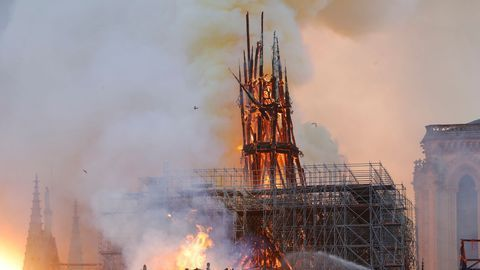 Notre-Dame : le tour de la question avec France-Culture...