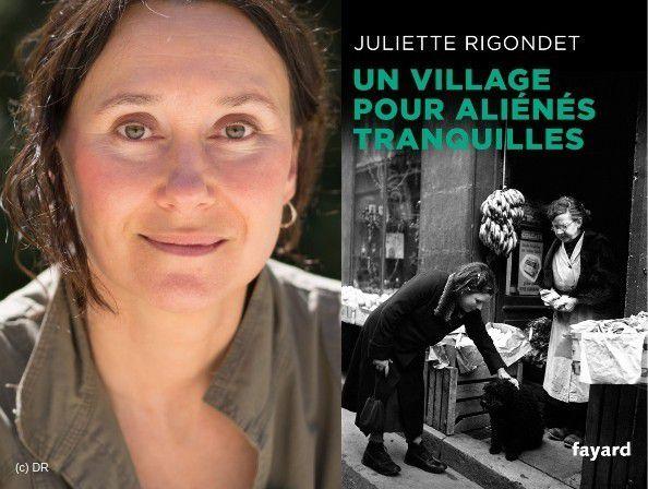 Coup de coeur... Juliette Rigondet...