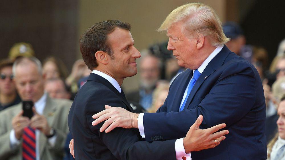 « Ni Macron, ni Trump n'ont mis de mots sur le caractère monumental du Covid-19 »
