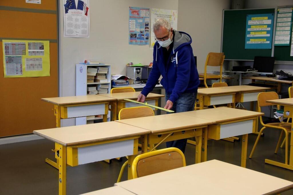 Covid-19 : la communauté éducative s'inquiète à l'approche de la rentrée scolaire...