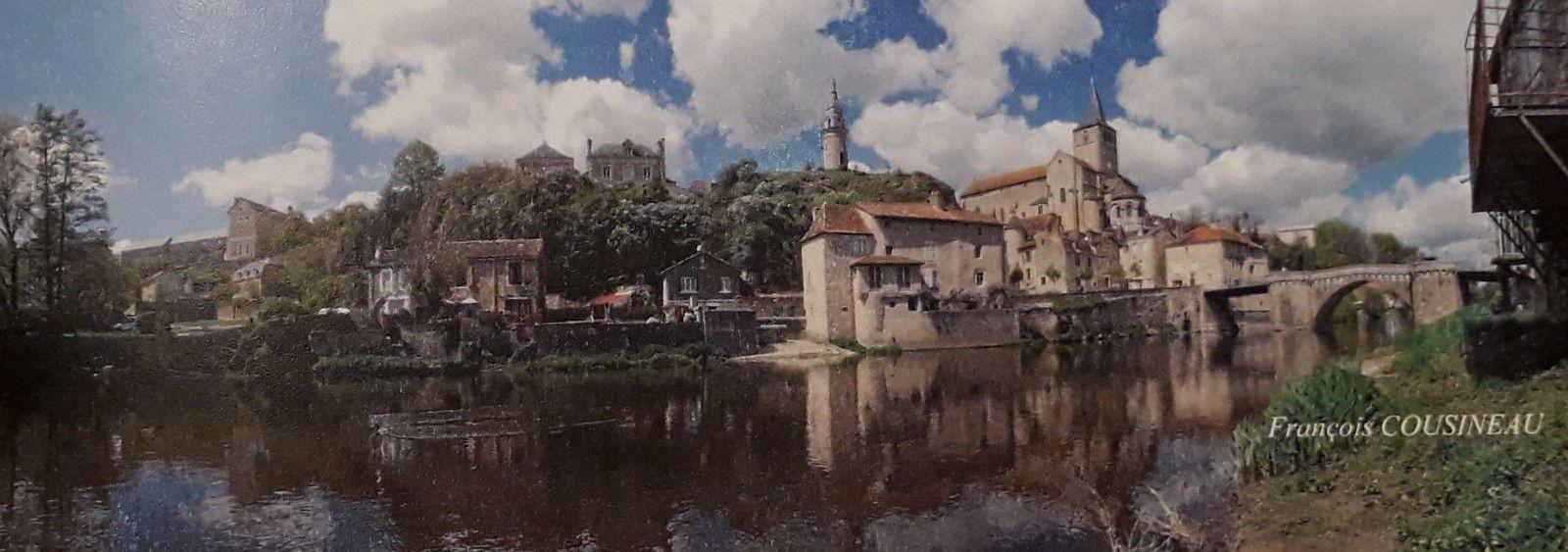 Exposition du Cercle Poétique du Montmorillonnais